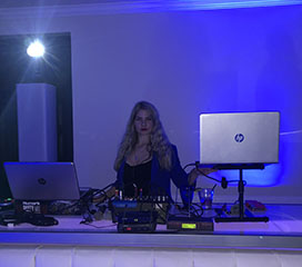 Russian-American DJ Alisa, Russian wedding in Phoenix, Arizona, DJ Alisa, 01-12-2019, Wrigley Mansion