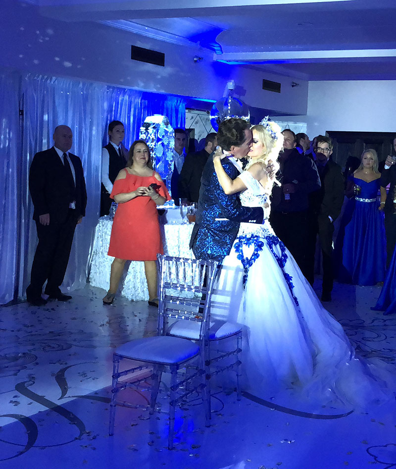 Russian Wedding in Phoenix, Arizona, 01-12-2019, Wrigley Mansion