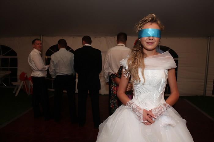 Конкурс на свадьбу от жениха