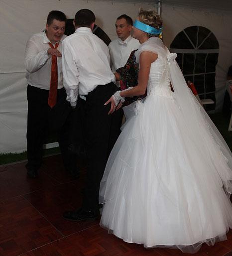 Wedding Reception Fun Games