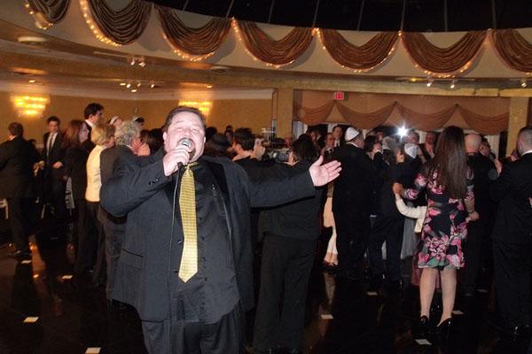 Cвадебный оркестр Саши Меньшикова из Нью-Йорка