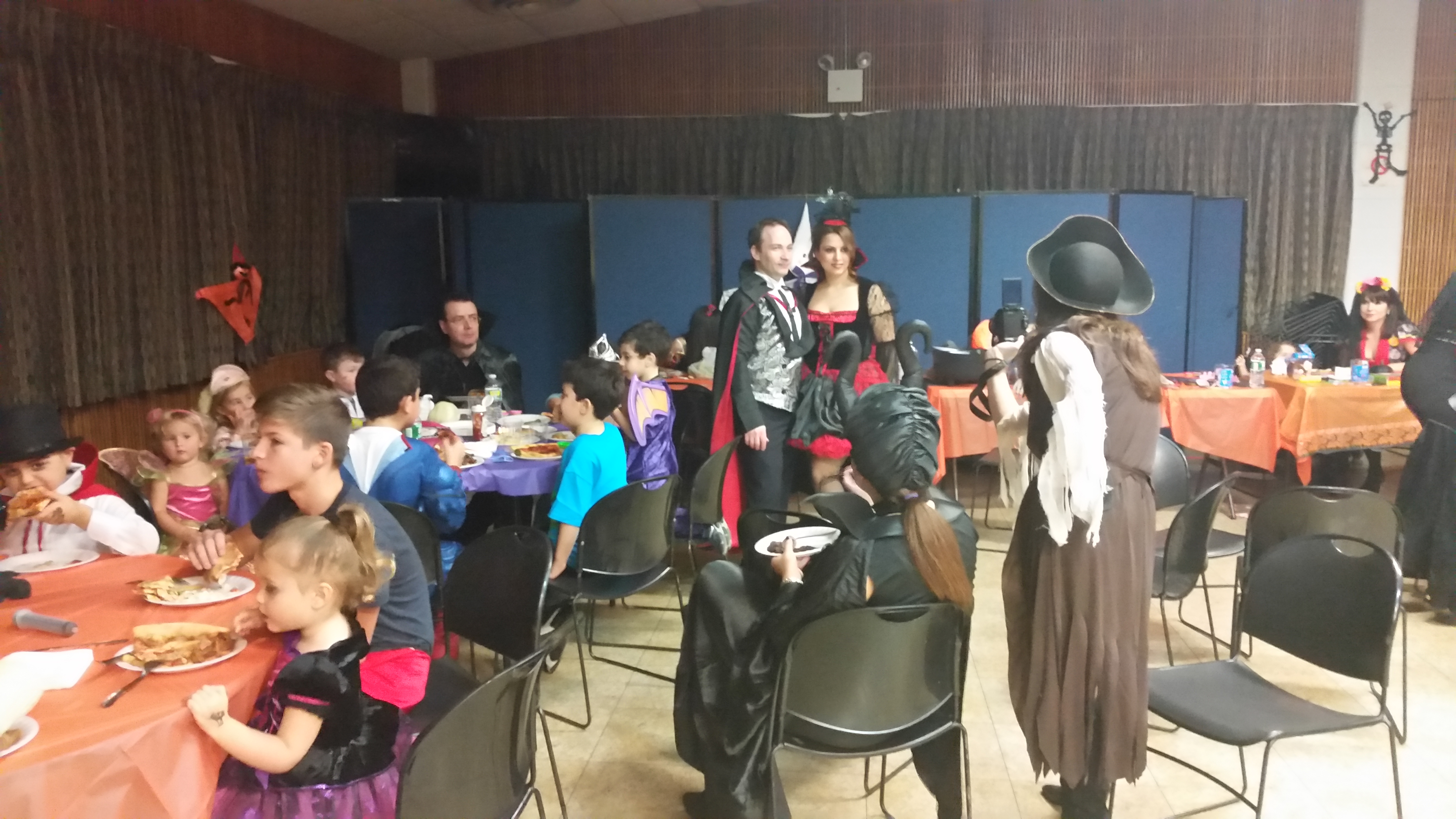 halloween party 10 31 2015 nostrand kings bay ym - Brooklyn Halloween Party