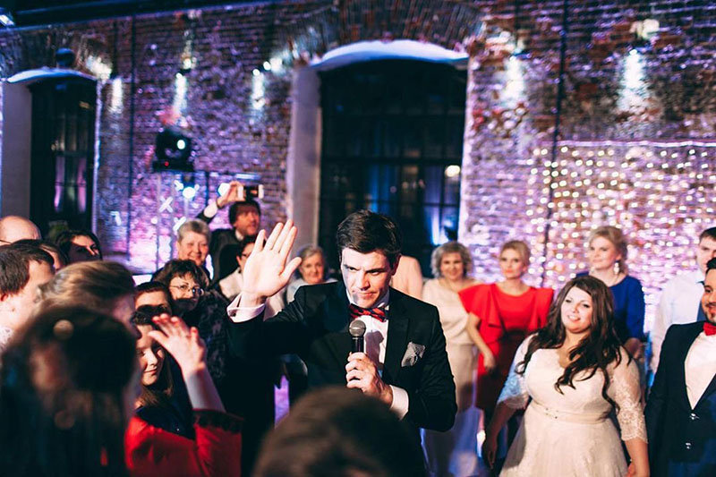 Russian Wedding MC Artem, New York, Moscow, Los Angeles, California