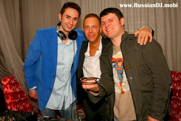 Russian DJ Stashuk from New Jersey